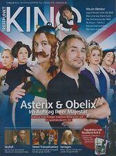 Treffpunkt Kino 28.Jhg Oktober 2012 - Asterix & Obelix, James Bond - Skyfall