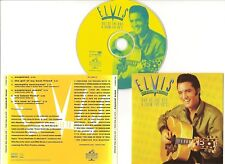 "ELVIS PRESLEY CD ""OUT OF THE BOX SIX FROM THE SIXTIES"" 1993 USA SUSPICION PROMO"