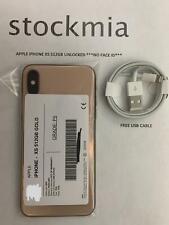 APPLE iPHONE XS 512GB GSM UNLOCKED 4G GOLD ***NO FACE ID***