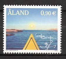Finland / Aland - 2002 Views / Lill Lindfors Mi. 209 MNH