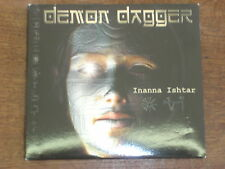 DEMON DAGGER Inanna Ishtar DIGIPACK CD