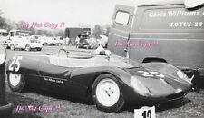 Chris Williams Lotus 23B Paddock vers 1963 photographie