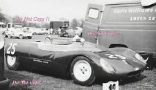 Chris Williams Lotus 23B Paddock Circa 1963 Photograph