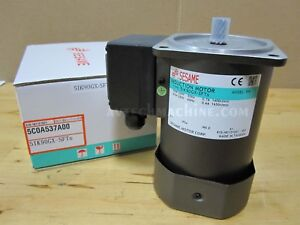 Sesame Induction Motor With Small Box & Fan 3 Phase 220V 5IK90GX-SFTS