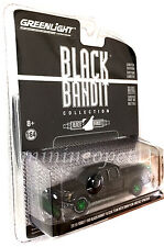 GREENLIGHT BLACK BANDIT 2015 FORD F-150 RESCUE TEAM with SNOW PLOW 1/64 CHASE