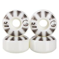 Cal 7 Skateboard Wheels 52mm 100A Small Fast Trick Street Set 4 Standard