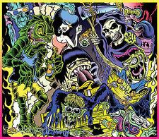 Trash Pack STICKER Decal Dirty Donny Grim Reaper Fink Gremlin Monster Scene DD75
