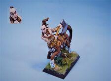Confrontation painted miniature Barbarian Centaur