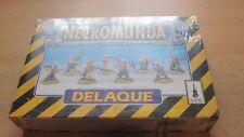 NECROMUNDA DELAQUE GANG BOX OVP METAL OOP