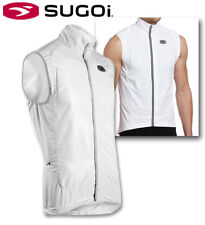 Sugoi RS Versa Magnetic Cycling Vest - White - S M L XL XXL