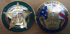 Broward Sheriff's Office - BSO 9/11 Anniversary challenge coin