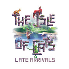 Late Arrivals: The Isle of Cats Exp