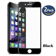 2x Premium Tempered Glass Screen Protector Full Coverage Film for iPhone 6s+ 7 8