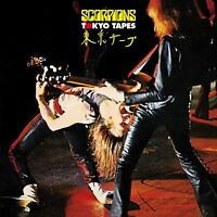 SCORPIONS Tokyo Tapes 2 x 180gm Vinyl LP + 2 x CD Insert Remastered NEW & SEALED