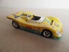 262H Vintage Solido 195 Ligier JS/3 # 47 Défense Mondiale 1:43