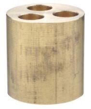 22 Mm x 10 mm 3 vías colector de bala-Paquete de 2