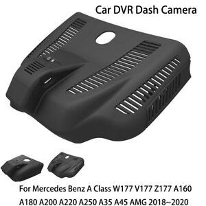 Car DVR Dash Cam Camera Video Recorder for Mercedes Benz A Class W177 V177 Z177