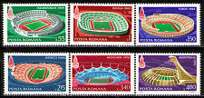 Romania 1979 Sc2862-67 Mi3625-30 6v  mnh  22nd Summer Olympic Games, Moscow