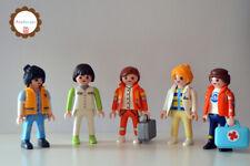 Playmobil - Sanitarios personalizados (enfermera, doctora, médico) Precio unidad