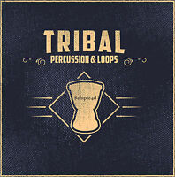Tribal EDM House Techno Percussion Loops Samples Shakers Bongo Conga WAV REX2