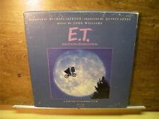E.T. The Extra Terrestrial (Lp Box Set with all inserts MINT) Michael Jackson