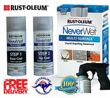 NEVERWET RustOleum NEVER WET MULTI SURFACE REPELLING TREATMENT <<FROSTED CLEAR>>