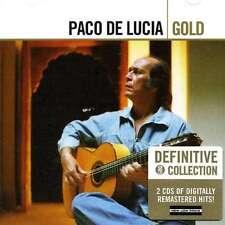 Paco De Lucia - Gold [2 CD]