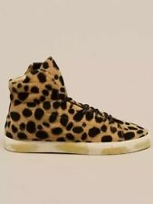 Sold out Forfex leopard trainers rare Giovanni Forbice supreme made quality US11