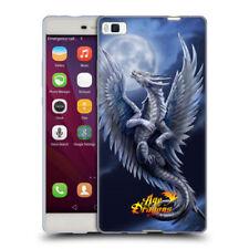 Cover e custodie Per Huawei Y5 argento con un motivo, stampa per cellulari e palmari
