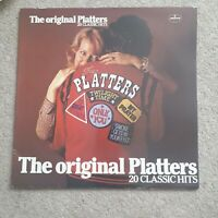 The Original Platters  - 20 Classic (Greatest) Hits Vinyl LP Mercury