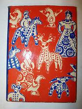 Pittura Scultura Russia - M. Iljin: Arte Decorativa Popolare Russa 1959 in ted.