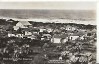 South Africa Postcard - Beach Rondavels - Port Shepstone - Natal - RP  Ref 7221A