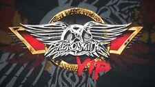 Cool Aerosmith (V.I.P.) Route of All Evil Concert Tour Rock T-Shirt men womens M