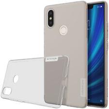 Xiaomi Mi 8 SE Nillkin Flexible Soft TPU Case Klar Transparent Hülle Tasche