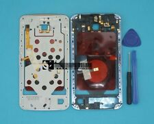 For Google Nexus 6 Motorola XT1100 XT1103 white Housing Middle Frame Cover
