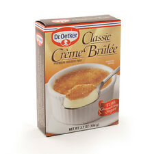 Creme Brulee Mix (3.7 ounce)