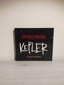 KEPLER GOLD EDITION AUTOGRAFATO MADMAN GEMITAIZ