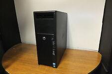 HP Z420 WORKSTATION Six 6 CORE 6C XEON E5-1650 3.20GHz/32GB/250Gb/Q600/Win 7 XA