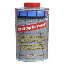 GENERAL IDROSTOP TERRAZZA protegge dalle infiltrazioni d'acqua