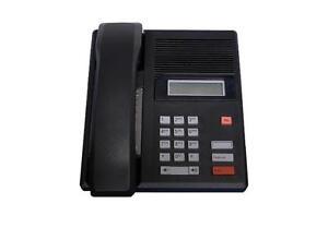Nortel Norstar M7100 Display Phone NT8B14 (Black/Refurbished)