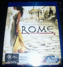 Rome The Complete Second Season 2 (Australia Region B) HBO DVD - New