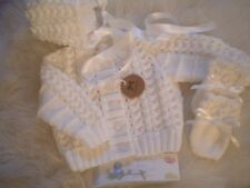 8034c70fc Hand Knitted Baby Sets