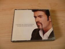 Double CD GEORGE MICHAEL-THE BEST OF-Ladies & Messieurs - 1998 - 29 chansons