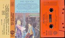 FRANCIS LAI K7 AUDIO FRANCE PARIS NEW YORK (3)