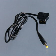 D-tap to DC 4.0/1.7mm 12v 3A 3' Cable for BMCC BMPC DSLR Rig Power Anton Battery