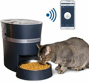 PetSafe Smart Feed Automatic Dog and Cat Feeder, Smartphone, 24-Cups (5 678 ml)