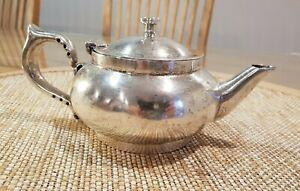 Vintage | Robur Silver plated Perfect Tea Pot Australia | 1920s | 1930s