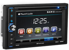 Planet Audio P9630B Double Din, Touchscreen, Bluetooth, DVD/CD/MP3/USB/SD AM/FM