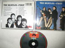 RARE CD The Beatles ‎– First  Beat Rock n Roll West-Germany Polydor