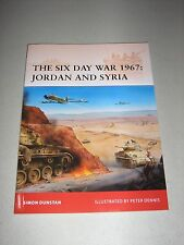 The Six Day War 1967: Jordon and Syria (New)